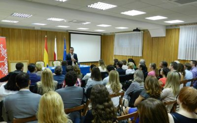 "Conference: ""Achieve goals in business and investments"""