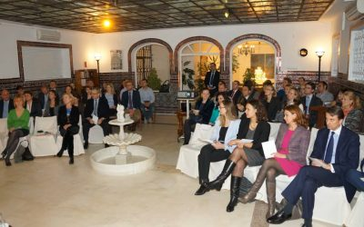 "Meeting: ""Poles in the organizational culture of enterprise in Spain"""