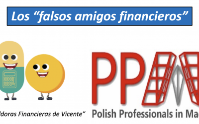 """The Financial False Friends"": An Online Presentation on Finance for Entrepreneurs"